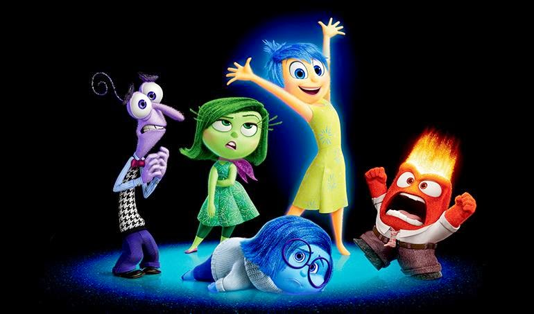 Disney & Pixar's 'Inside Out' to Make World Premiere at the 68th Annual Cannes Film Festival