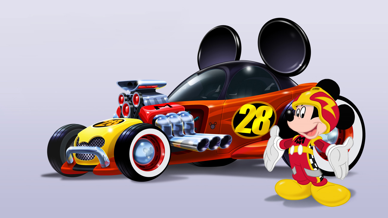 'Mickey and the Roadster Racers' Series Coming to Disney Junior