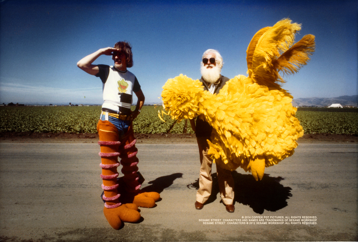 I Am Big Bird: The Caroll Spinney Story – A Review