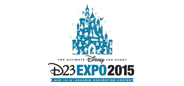 The 2015 D23 Expo Announces Highly Anticipated Presentations