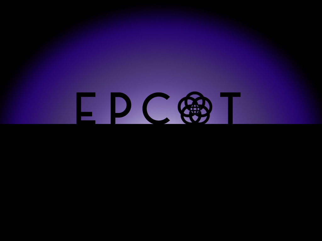 Tomorrowland Inspired Epcot Background Wallpaper