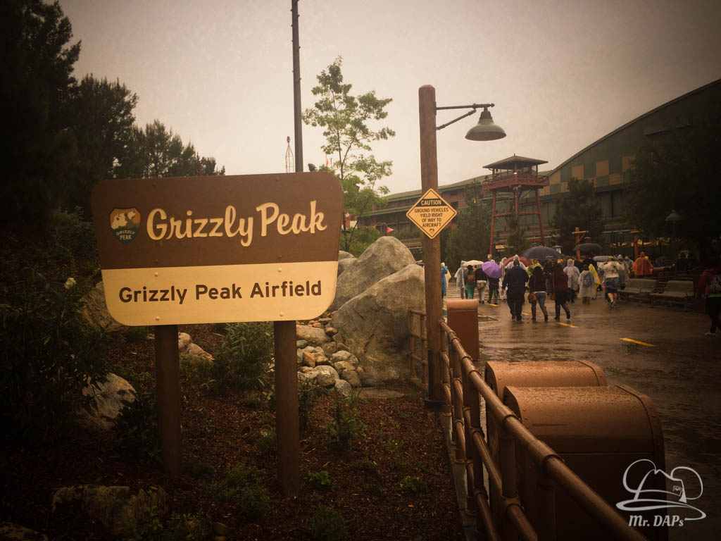 Grizzly Peak Airfield Opens at Disney California Adventure