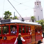 New Song on the way for Red Car Trolley News Boys for Disneyland 60th