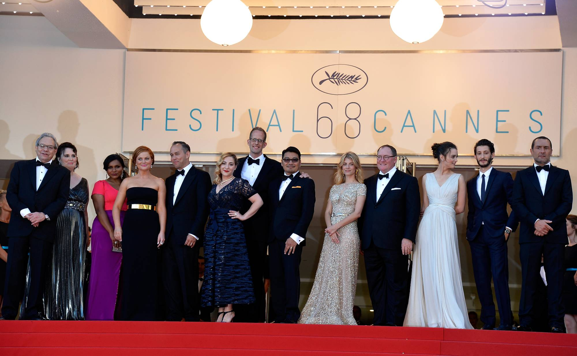 """""""Inside Out"""" Makes World Premiere at 68th Annual Cannes Film Festival"""