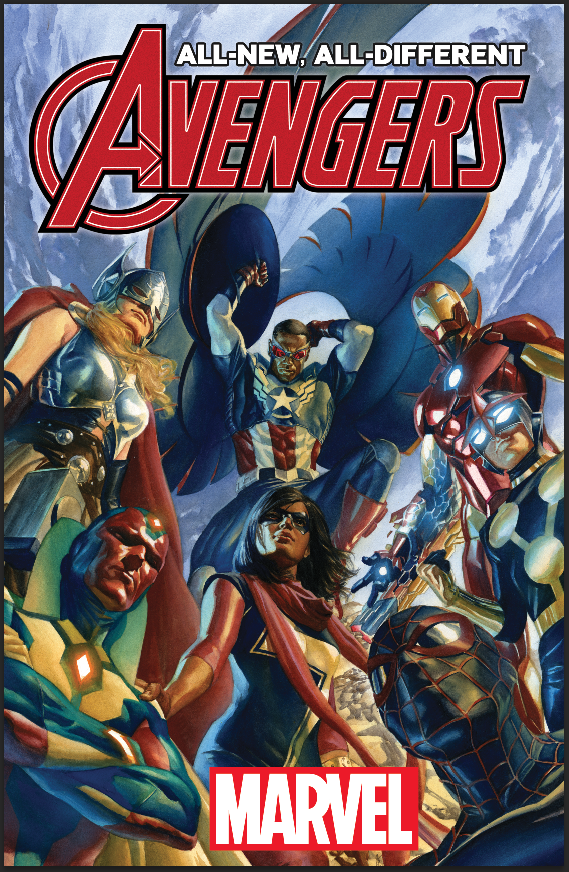 Marvel Comics News June 22 – June 27 2015