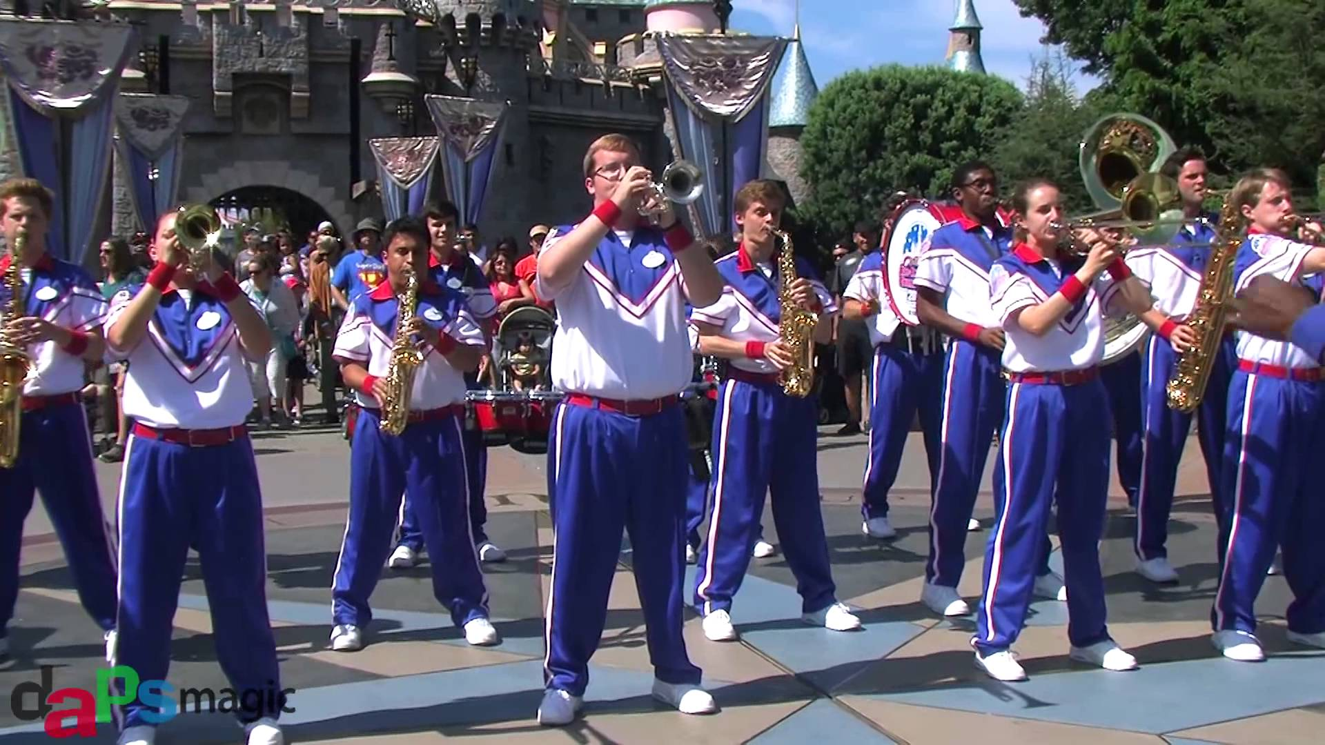 Disneyland Resort All-American College Band Returns for 45th Season