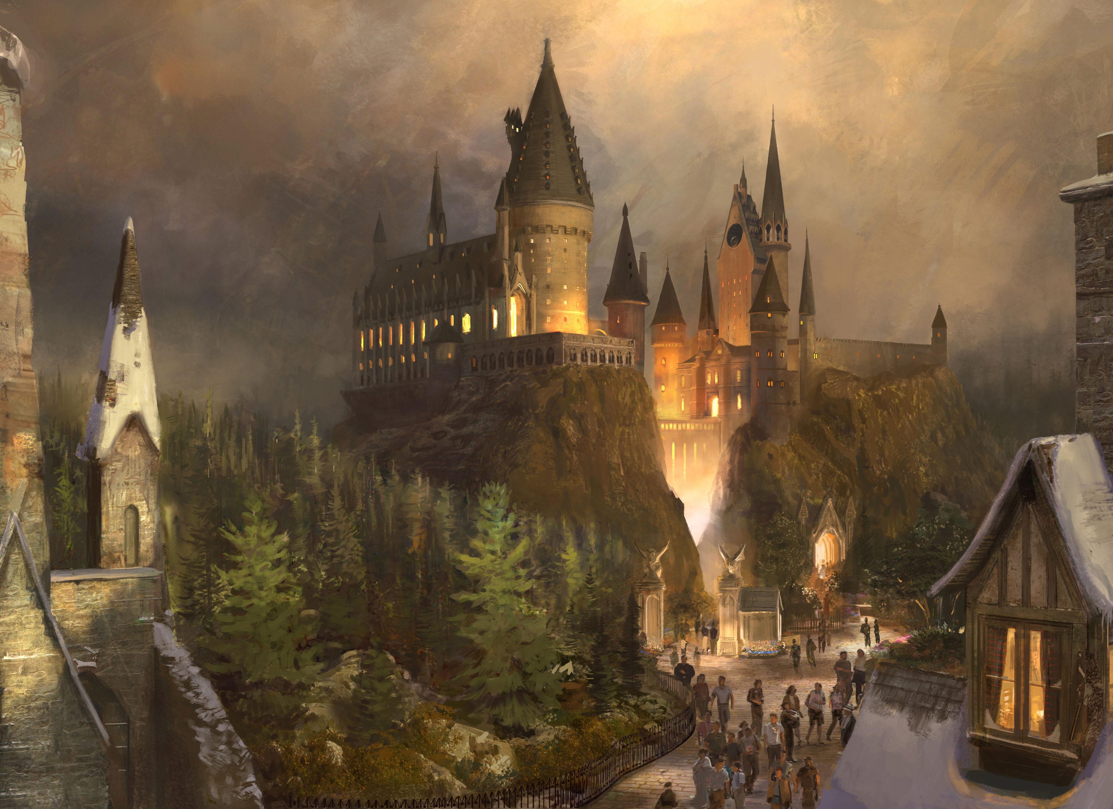 American Equivalent of Hogwarts Confirmed by J.K. Rowling