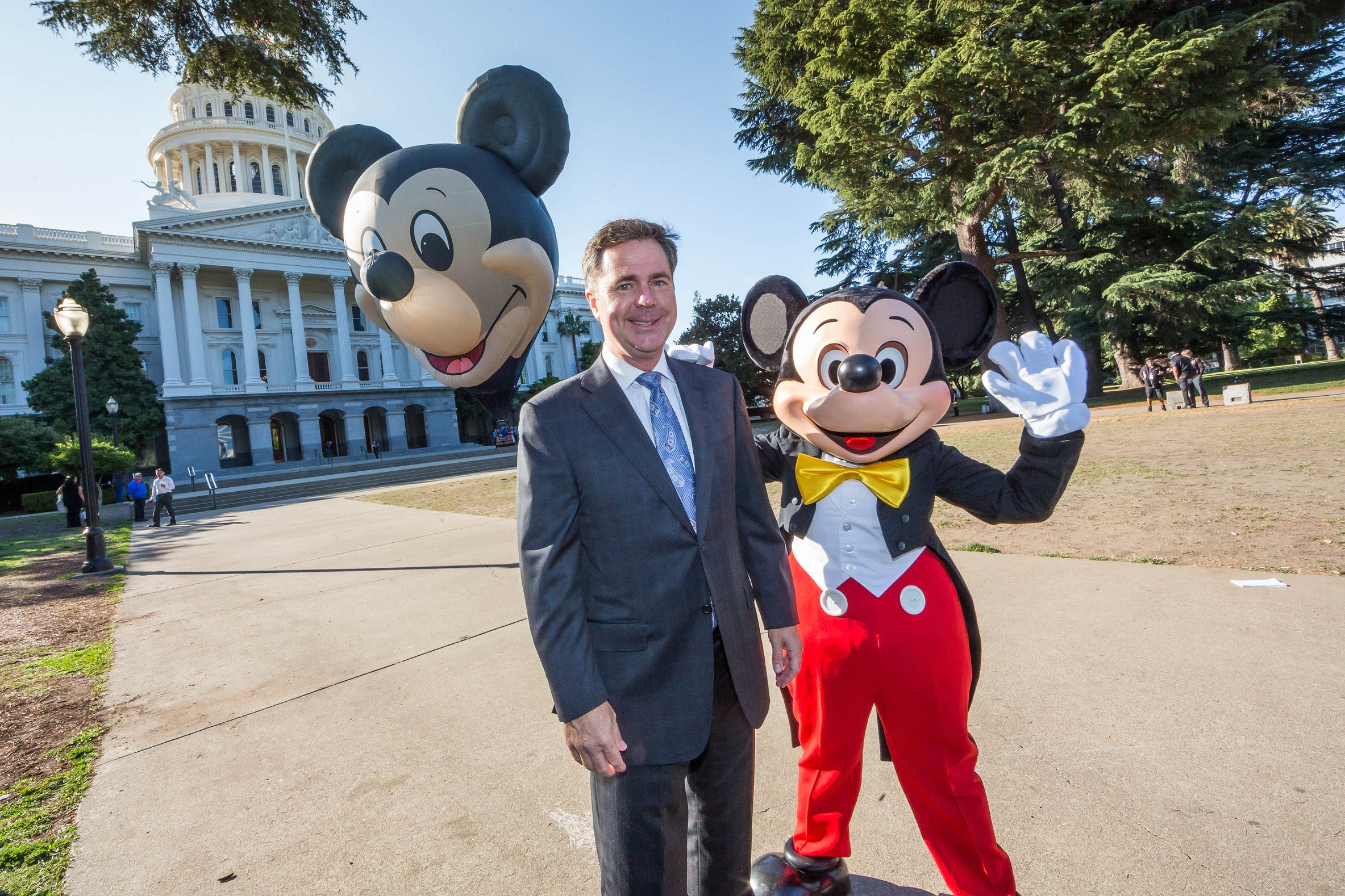 Michael Colglazier Promoted to President and Managing Director of Walt Disney Parks and Resorts Asia Pacific