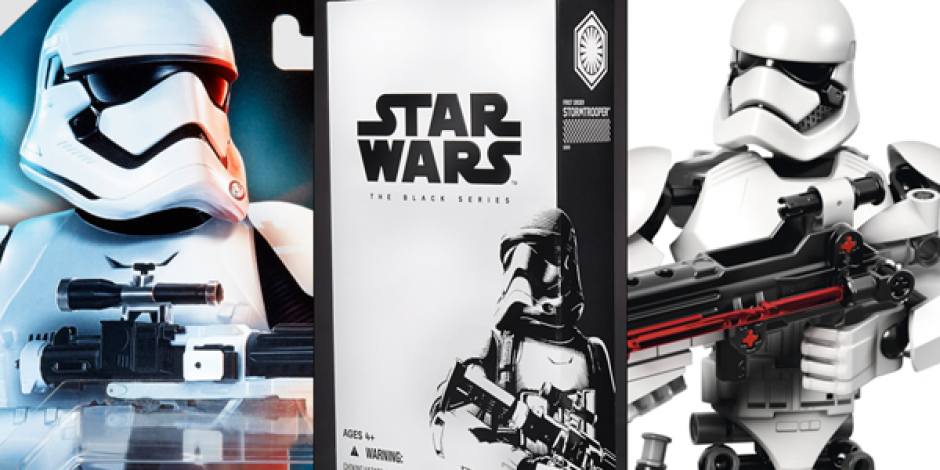 A First Look at Upcoming 'Star Wars: The Force Awakens' Merchandise from Lego, Hasbro & Mattel