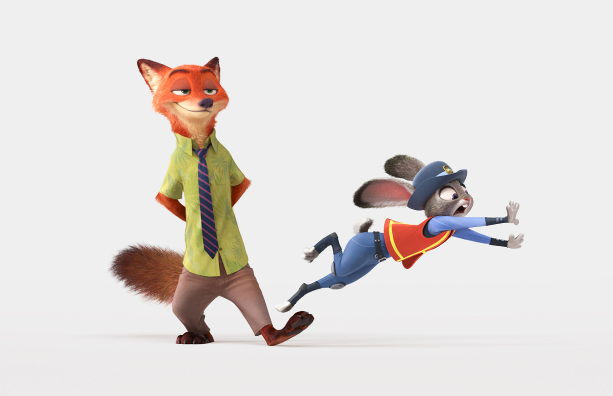 Zootopia: Much More Than Cute Fuzzy Animals – Mr. DAPs Review