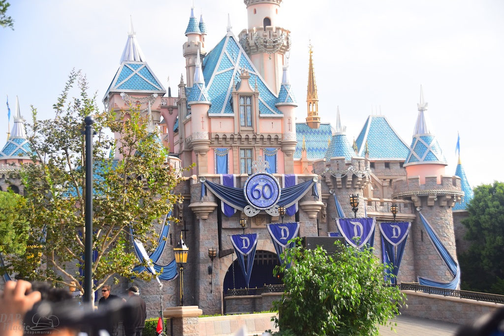 The July 17 Celebration of Disneyland's 60th