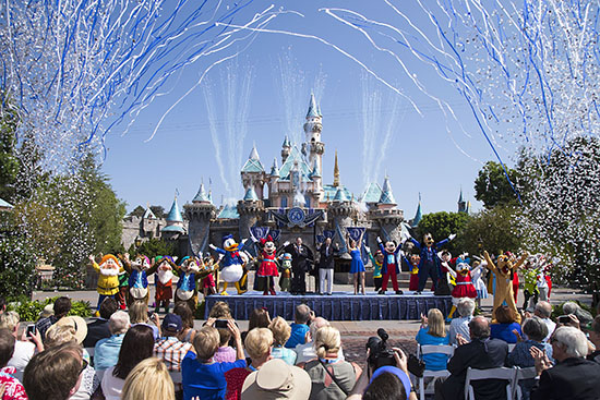 Disneyland's Diamond Celebration: Looking Back at the Beginning