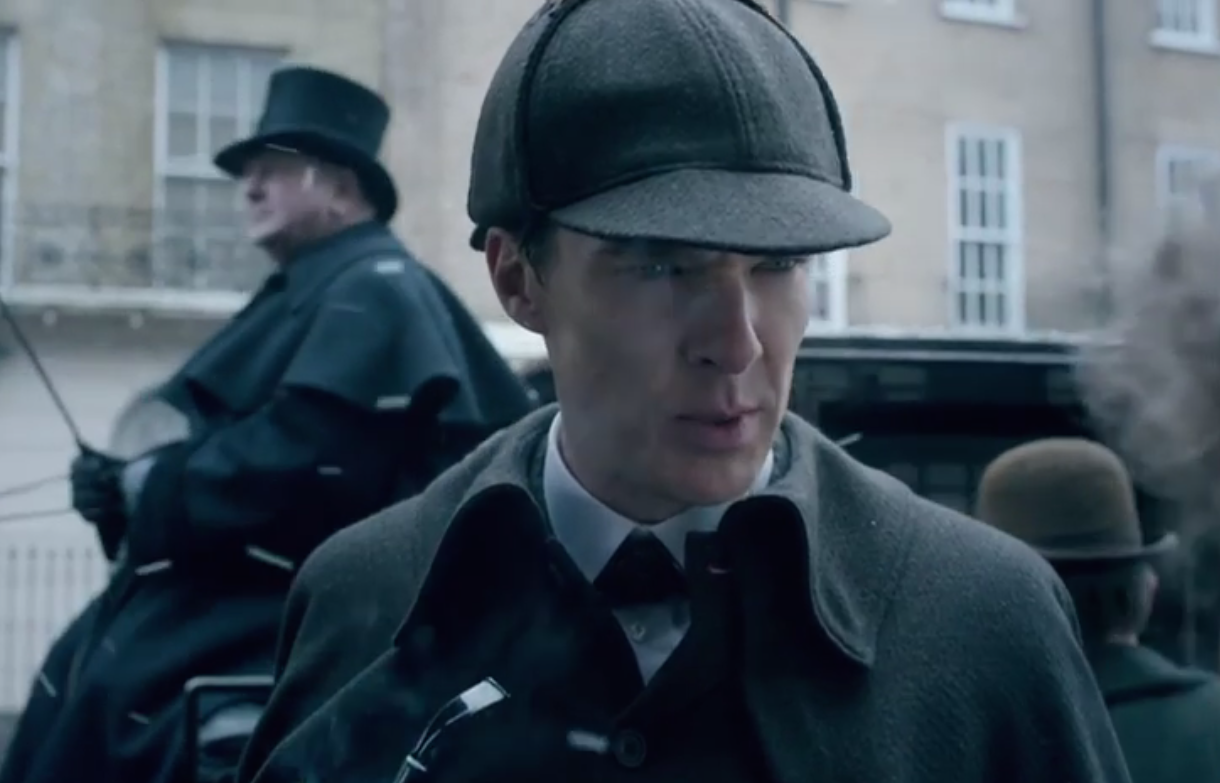 First Look at Sherlock… in the Victorian Era
