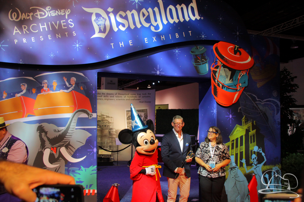 D23 Offers Early Look at Disneyland The Exhibit at D23 Expo