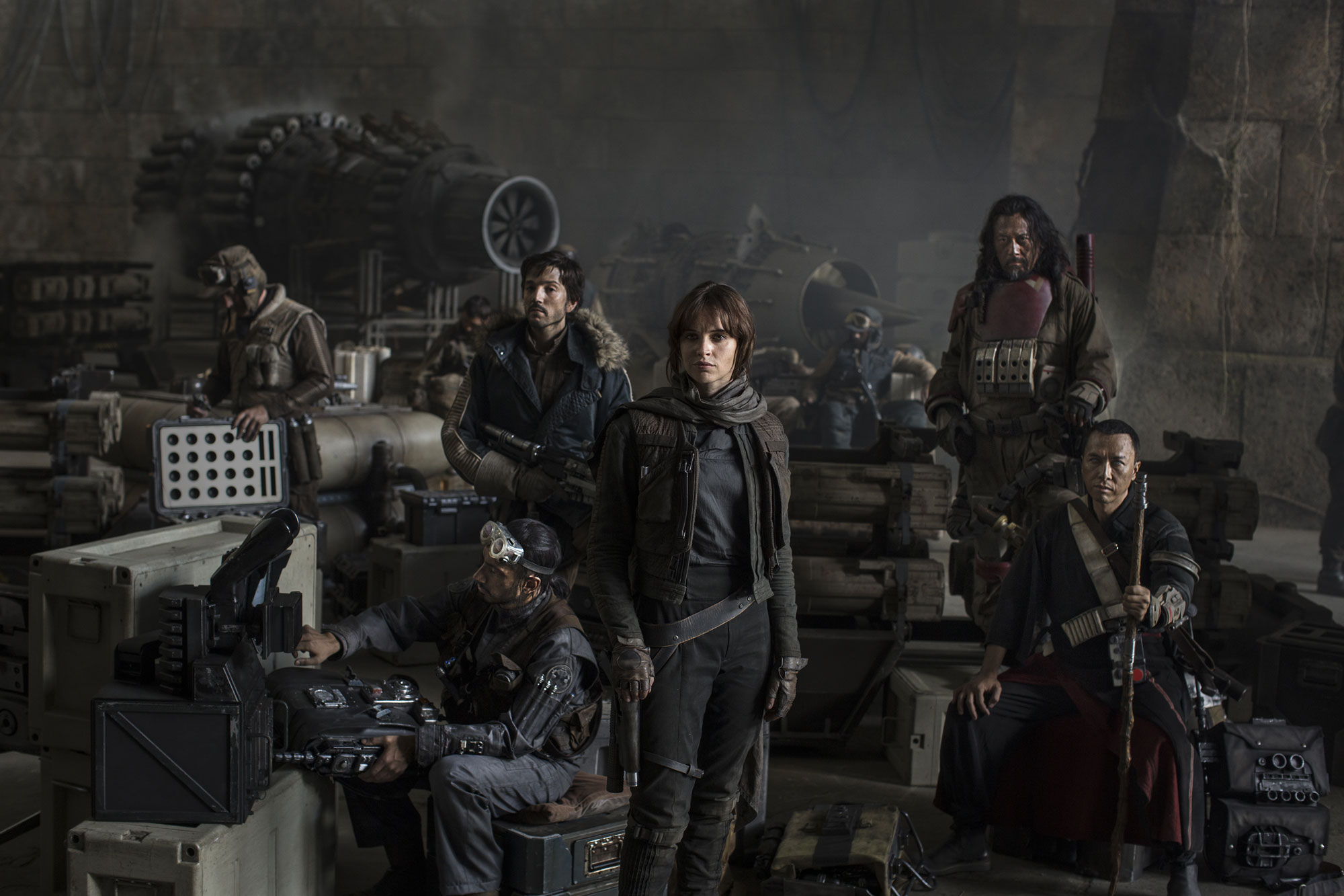 Principle Photography Begins for Rogue One – A Star Wars Story