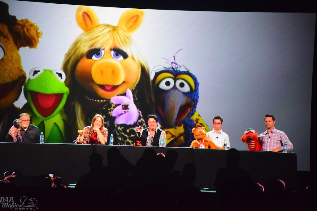 Magic of Muppets Panel – D23 Expo