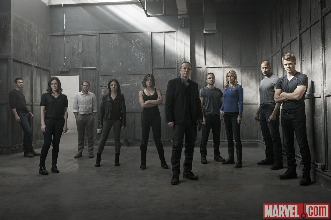 Daisy Shakes Things Up in Clip from Marvel's Agents of S.H.I.E.L.D.