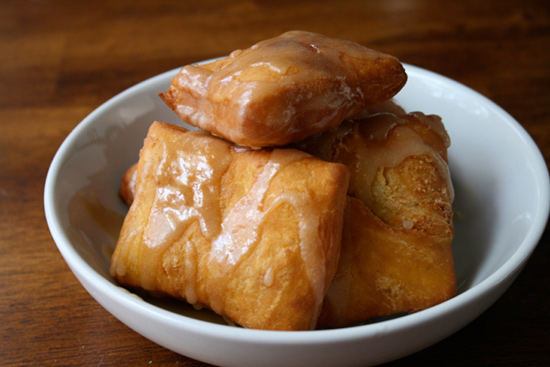 Disney Recipes: Pumpkin Beignets - Disneyland's Club 33