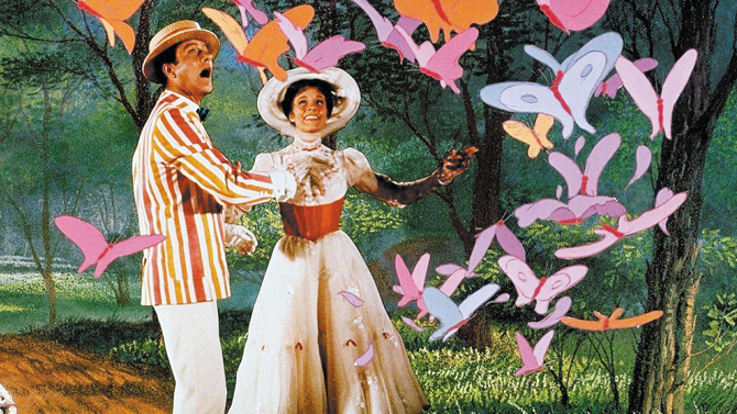 Disney to Develop New 'Mary Poppins' Musical Film