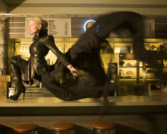 Once Upon A Time – Dark Swan – Review