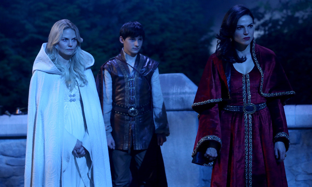 Once Upon A Time S5E5 – Dreamcatchers – Review