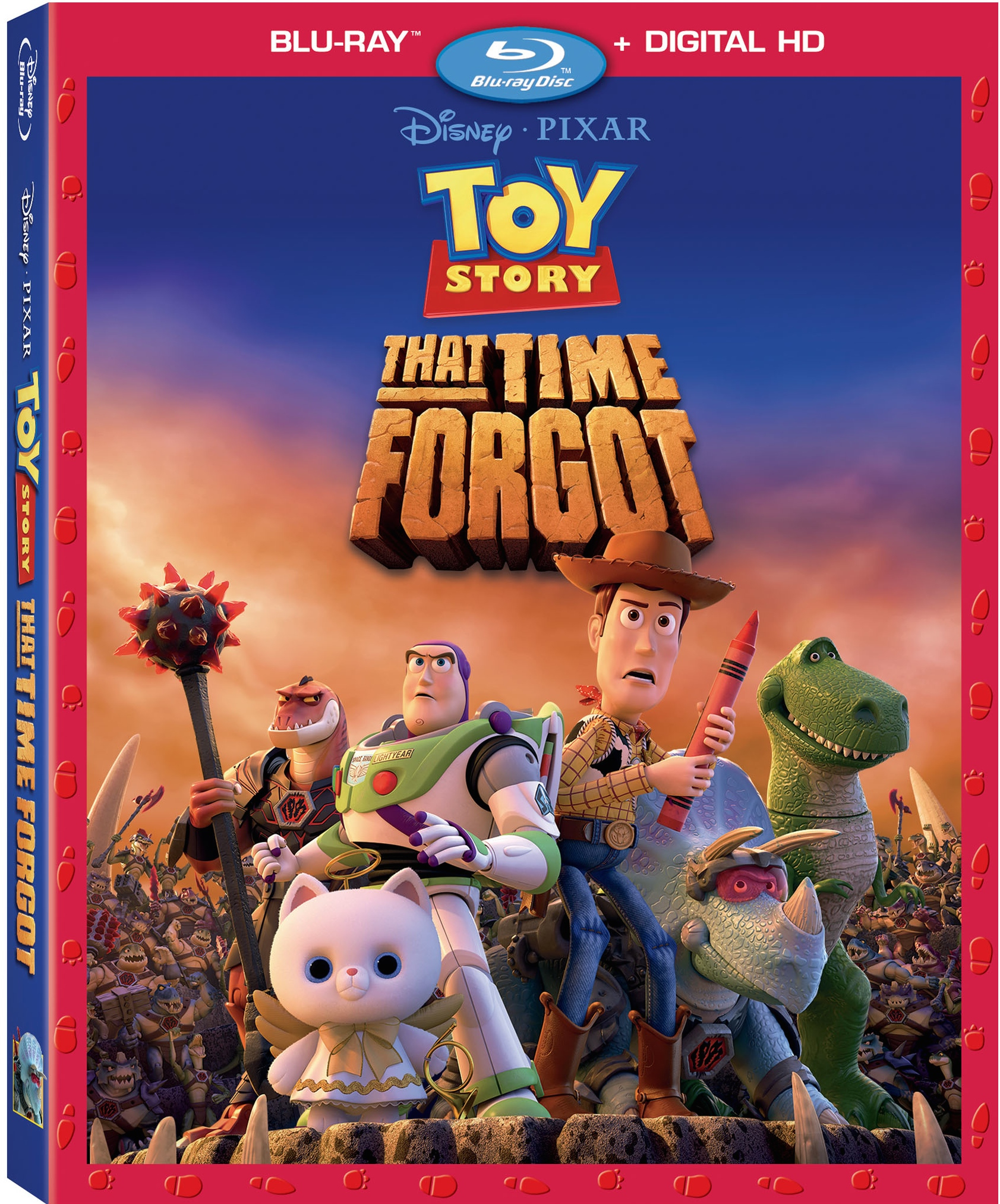 Pixar's 'Toy Story That Time Forgot' Heading to Blu-ray 11/3