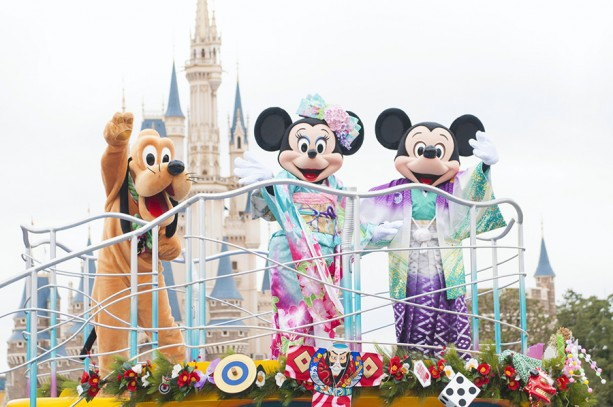 Tokyo Disney Resort to Ring in the Year of the Monkey