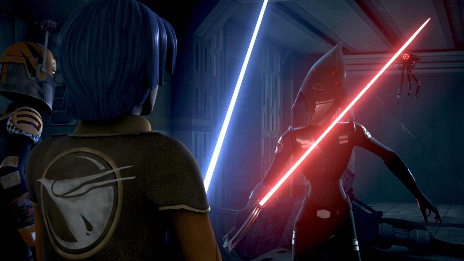 Star Wars Rebels: Always Two There Are (S2E3) – Review