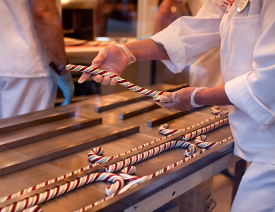 Candy Cane Dates Announced for Disneyland Resort!