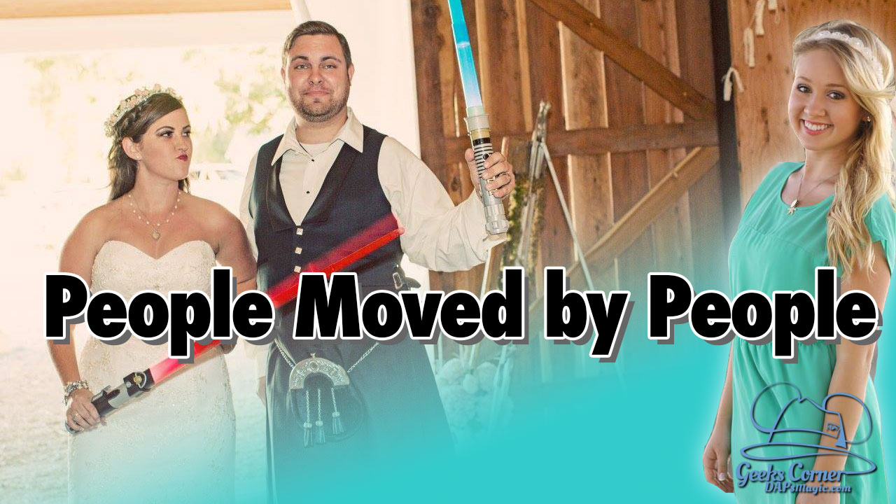 People Moved by People - Geeks Corner - Episode 505