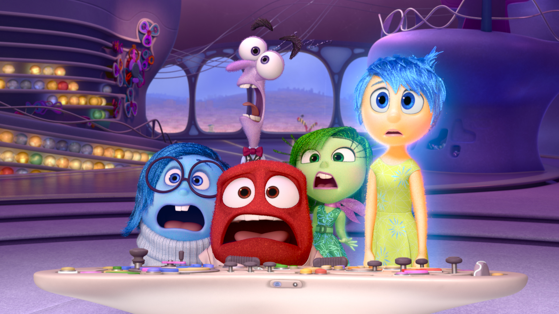 'Inside Out' Now Available on Blu-ray & DVD