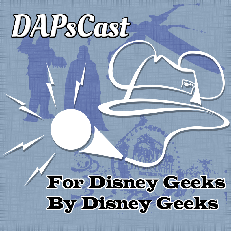 Year of Star Wars & Our Picks of 2015 – DAPsCast Episode 27