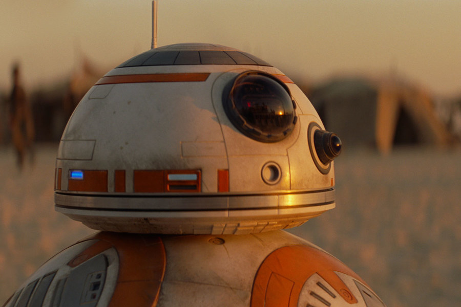 Get an Inside Look as to How 'Force Awakens' Droid BB-8 Came to be