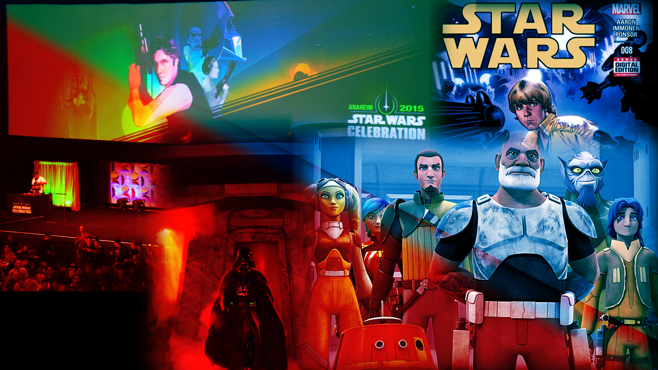 2015 Disney Stories Countdown #1 – A Year of Star Wars