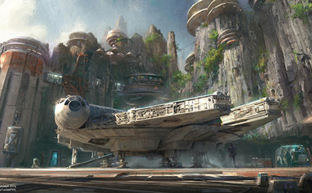 ABC's 'The Wonderful World of Disney' to Include 'Star Wars' Themed Land Details from Harrison Ford