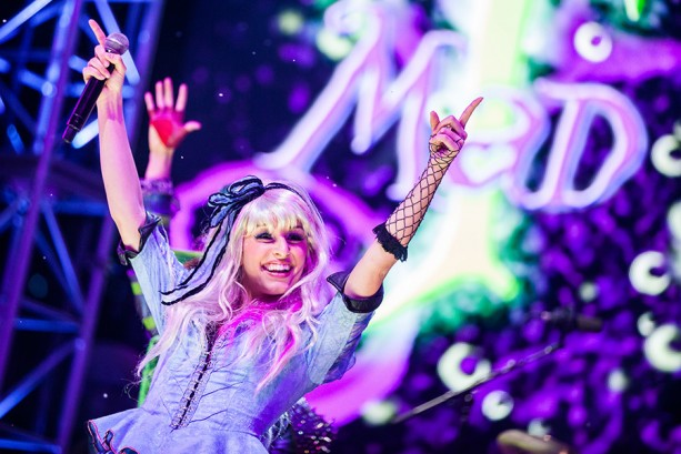 Disney California Adventure's Diamond Mad T Party Forever Closes Rabbit Hole