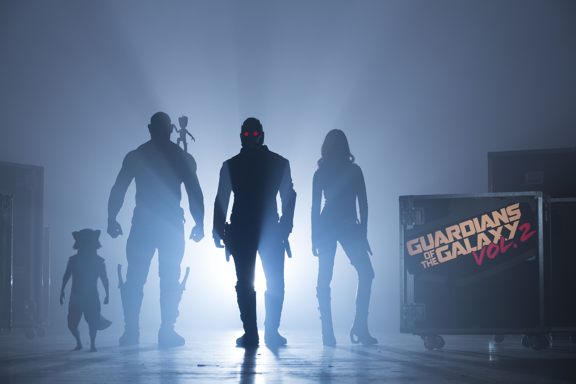 Marvel's 'Guardians of the Galaxy Vol. 2' Begins Principal Photography