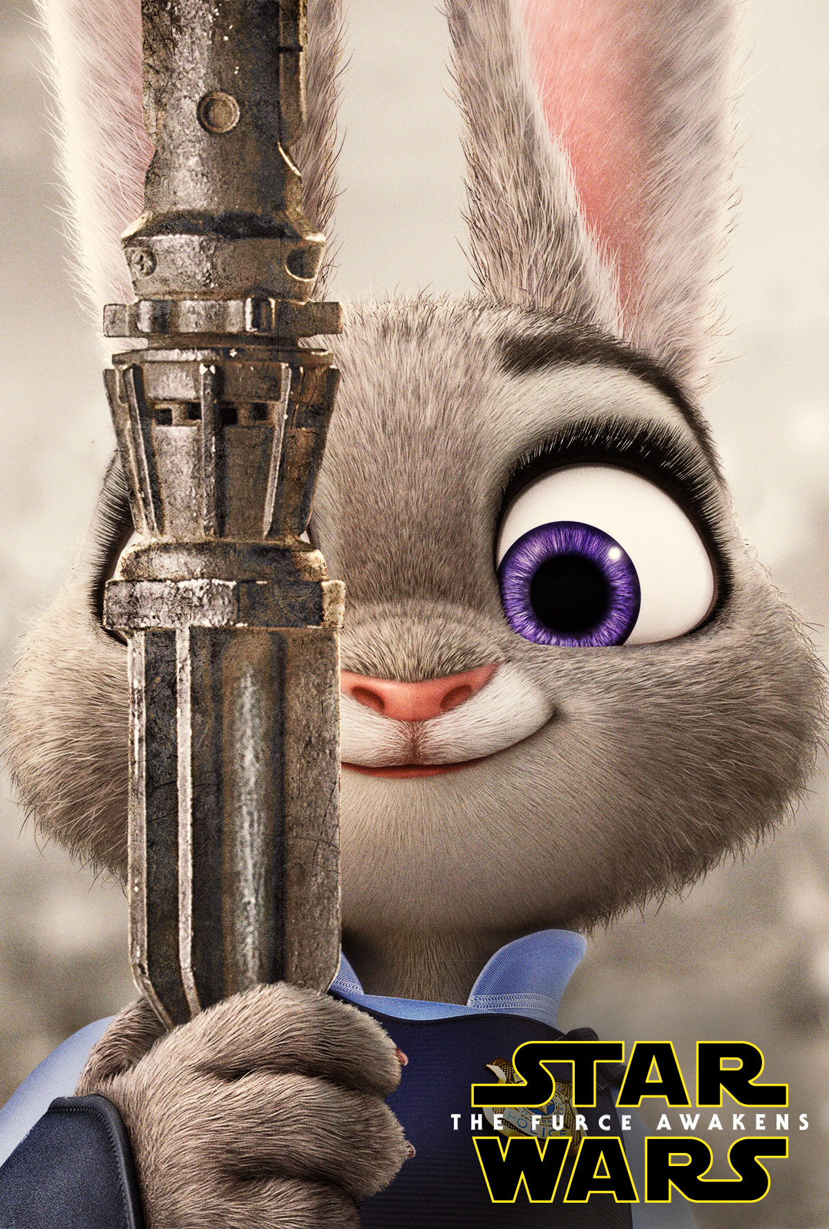 'Zootopia' Themed Parody Posters Add Laughs to Popular Films