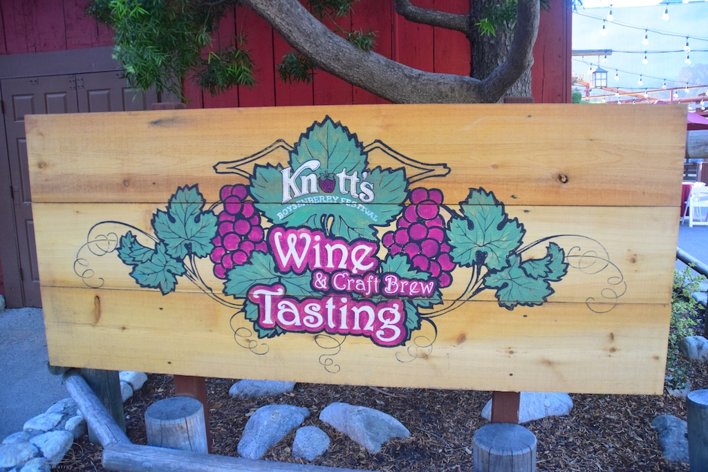 Knott's Amazing Food Options For the Boysenberry Festival