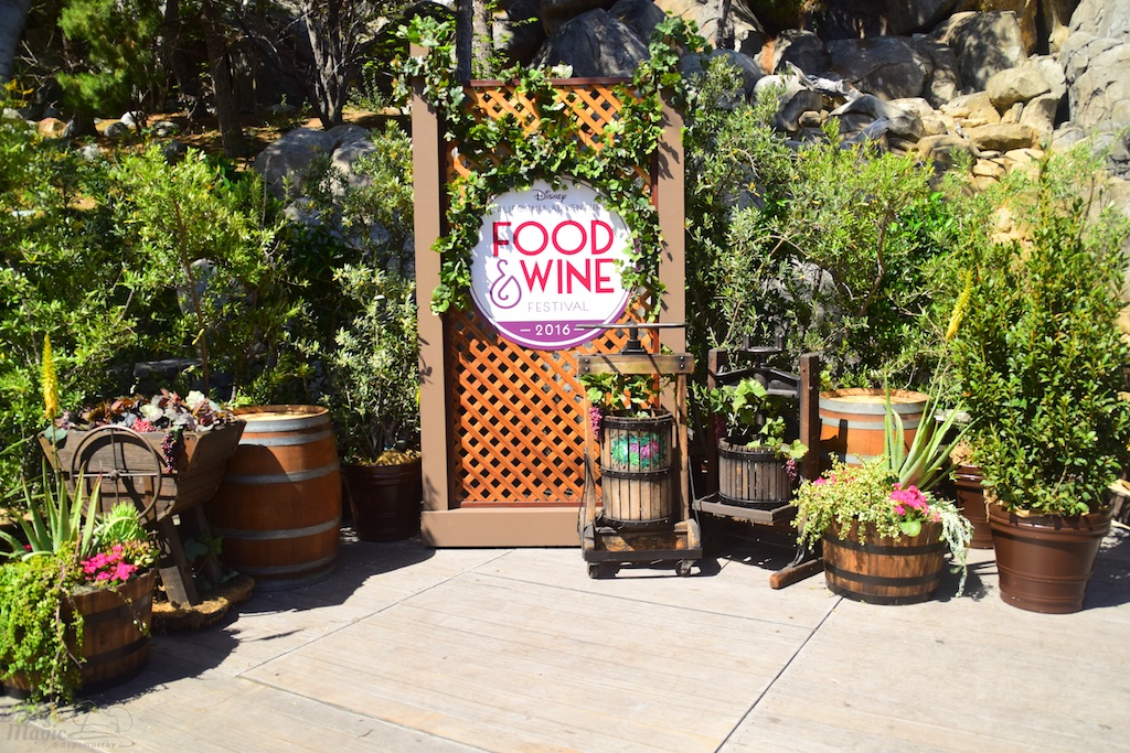 What To Expect At DCA Food And Wine 2016
