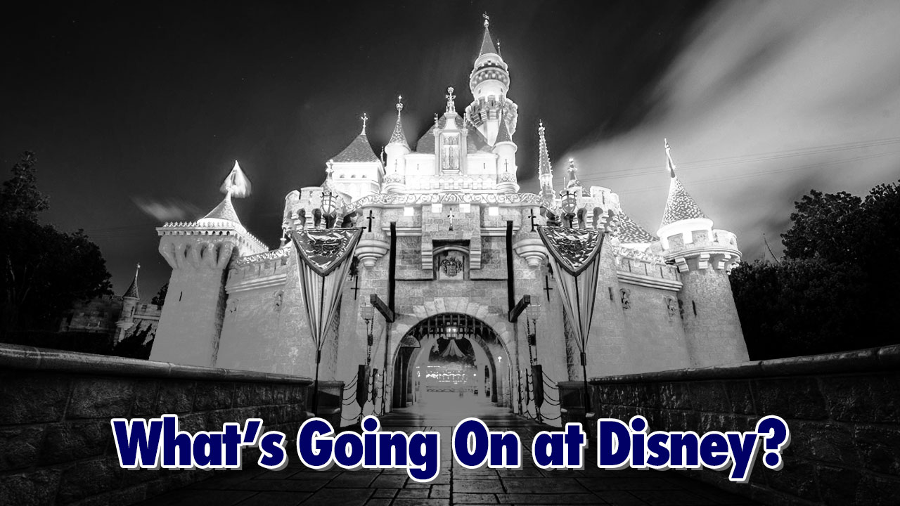 What's Going On at Disney? – Geeks Corner – Episode 527