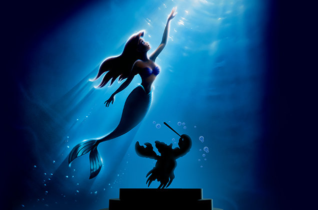Disney's 'The Little Mermaid' – In Concert Live to Film to be Presented at the Hollywood Bowl