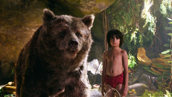 Walt Disney Studios Provides a Look at the Making of 'The Jungle Book'