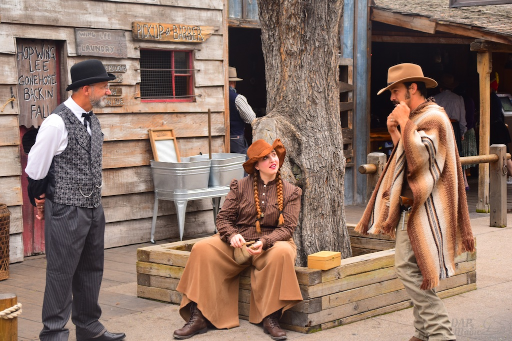 A Special Celebration of Ghost Town's 75th Anniversary at Knott's