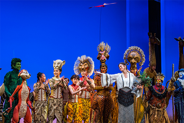 Shanghai Disney Resort Launches Historic Three-Day Grand Opening with World Premiere of Disney's THE LION KING in Mandarin