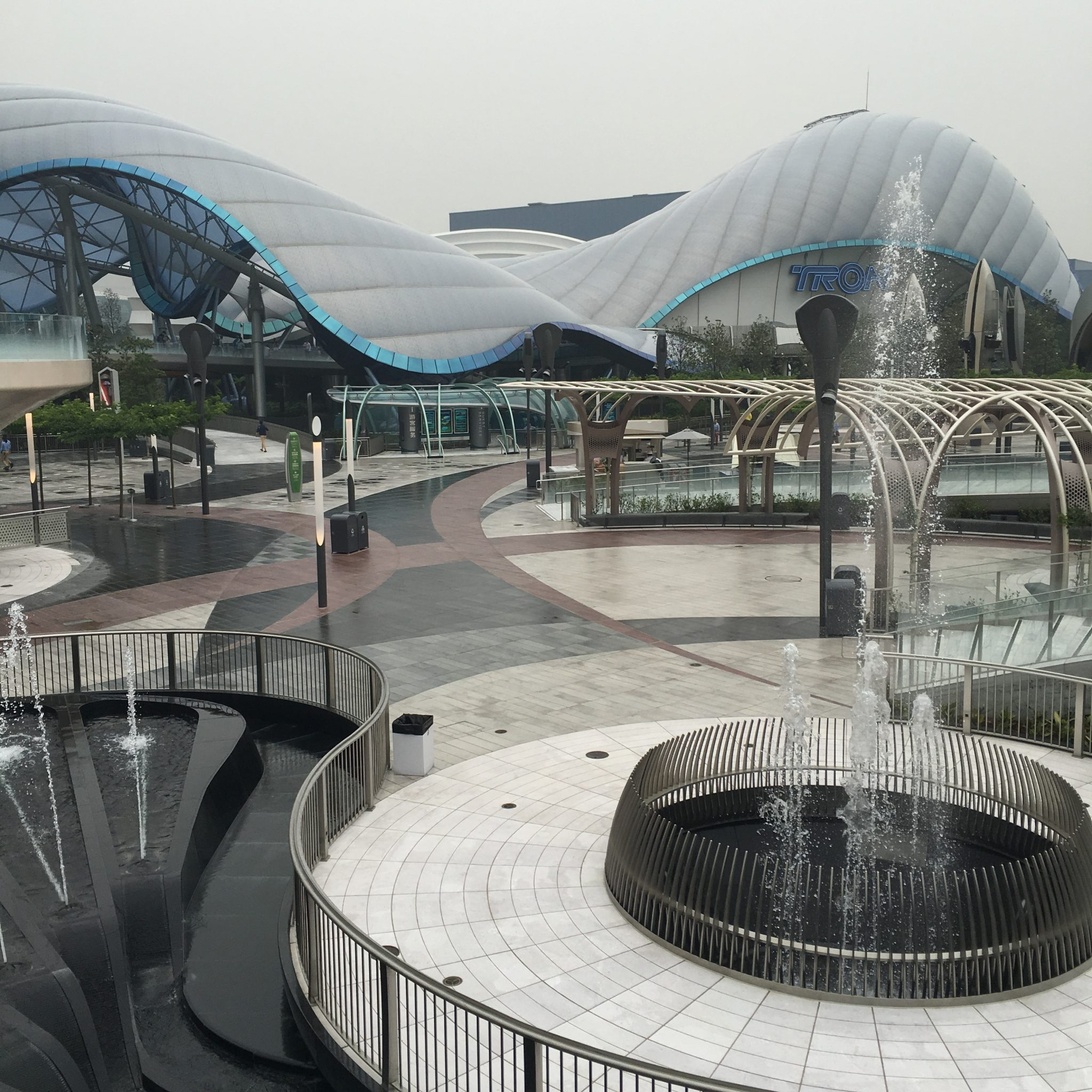 A Look Back At Shanghai Disneyland's Opening Day