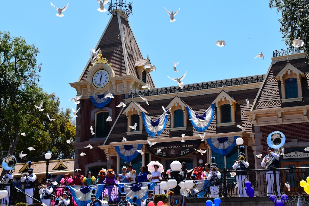 Celebrating Disneyland's 61st Birthday