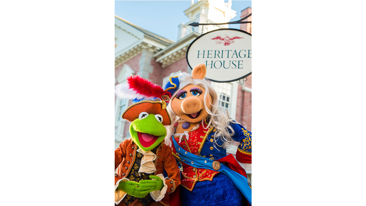 New Muppets Show To Debut in Walt Disney World