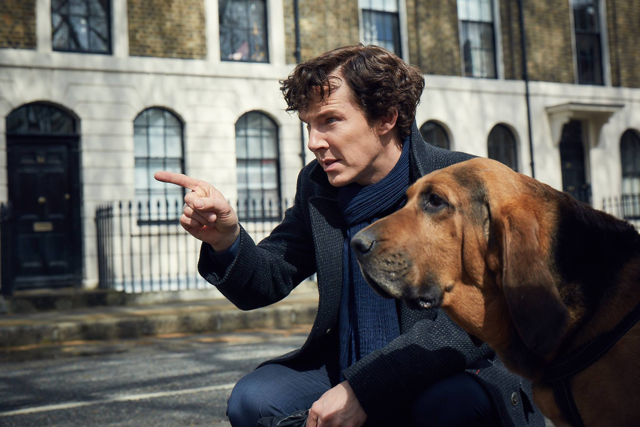 Sherlock Season 4 Image Released