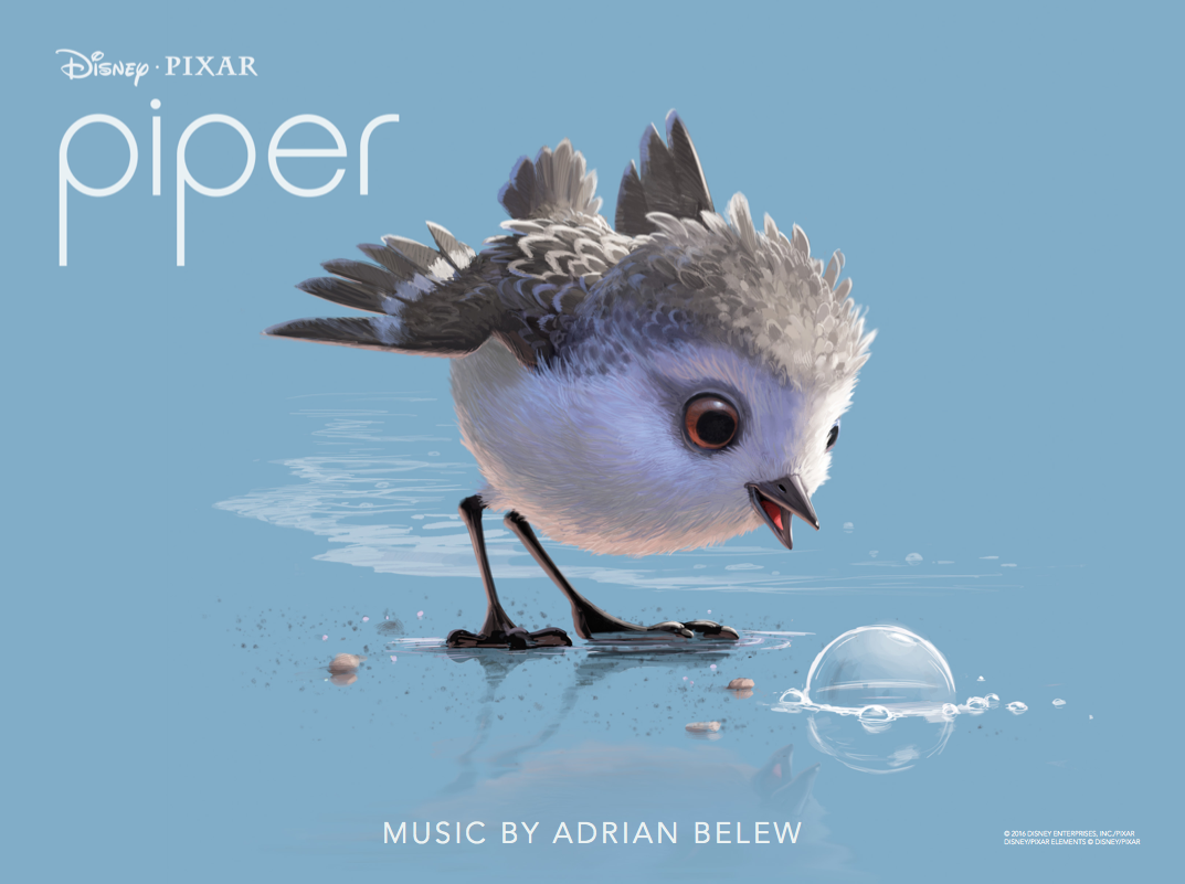 Listen to Disney and Pixar Shorts Music